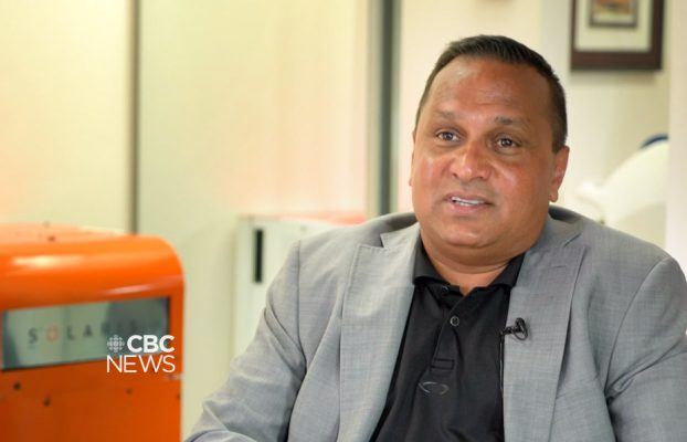 From Humble Beginnings to Executive Chairman: Val Ramanand discusses his journey in cleaning & disinfection